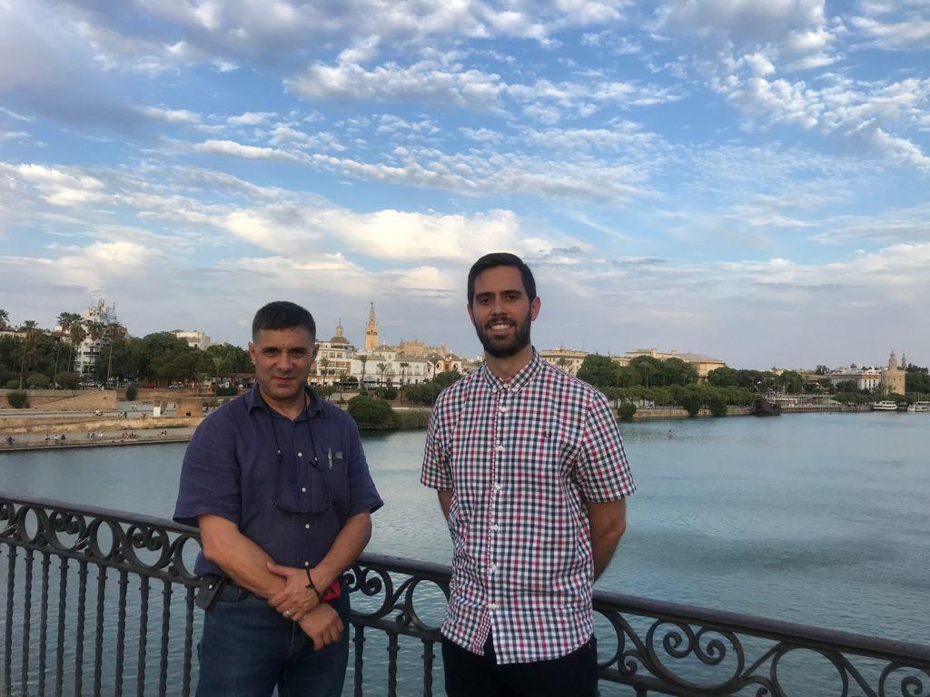 Visita Comercial Sevilla